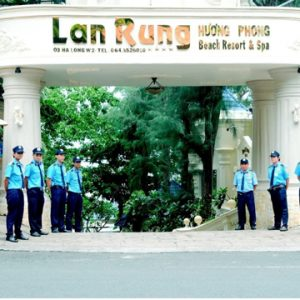 lan rung